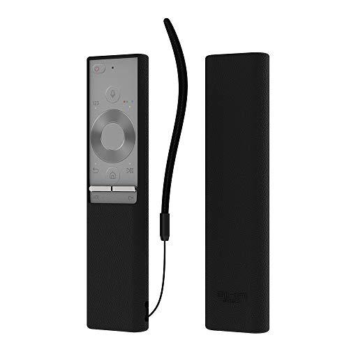 Carcasa de Silicona Antideslizante para Mando a Distancia Samsung BN59-01265A (Negro)