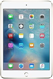 Apple iPad Mini 4 128GB Wi-Fi - Oro (Reacondicionado)