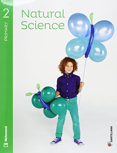 NATURAL SCIENCE 2 PRIMARY STUDENT'S BOOK + AUDIO - 9788468027456