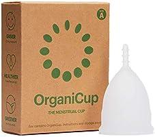 Organicup Model A Regl Kabı - Adet Kabı