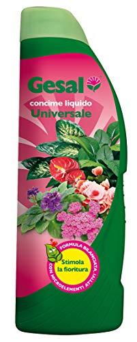 GESAL Concime liquido Universale, Per stimolare la fioritura, 1 l