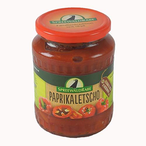 Spreewälder Paprikaletscho (720 ml Glas)