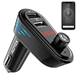 Agptek Bluetooth Transmitter For Cars Review and Comparison