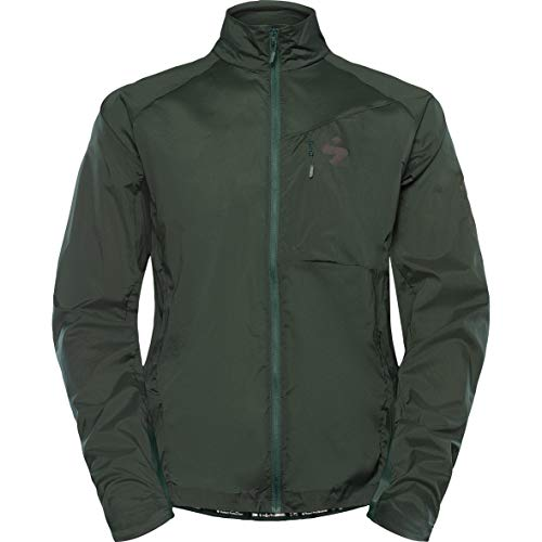Sweet Protection Hunter Wind Jacket M Veste Homme, Vert Sapin, XL