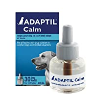 Contains a synthetic copy of the 'dog appeasing pheromone' which a mother naturally releases to calm and reassure her litter. It has the same effect on adult dogs. Communicating to cats…like cats! SCENTLESS and Species specific - no effect on humans ...