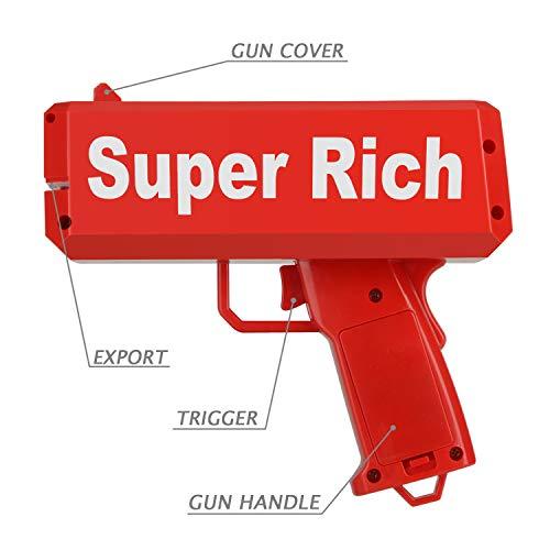 Geld Pistole - Für alle