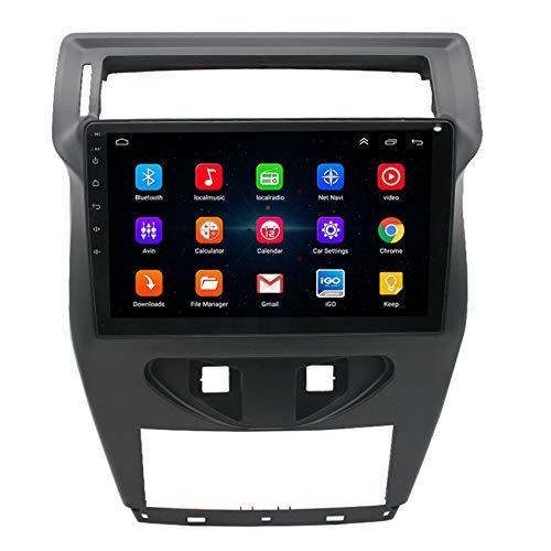 Amimilili para Citroen C4 C-Quatre 2012-2020 Radio de Coche Estéreo Navegación GPS Android 9.0 Cámara Trasera Bluetooth FM Mandos del Volante Soporte TPMS/OBD/4G WiFi/Dab,8 Cores 4g+WiFi:2+32g