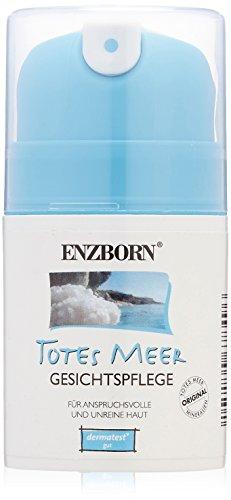 Enzborn Totes Meer Gesichtspflege 50 ml, 1er Pack (1 x 50 ml)