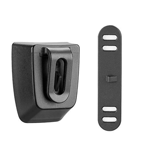 Dabeigouztoud linterna frontal, USB recargable LED Smart Bicycle Tail Light, Sensor de luz automático ON/OFF, IPX6 Impermeable (con 5 modos de iluminación), adecuado para cualquier bicicleta de carr