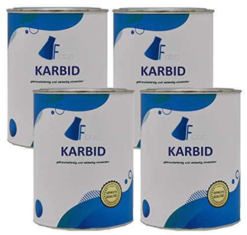 (2 Kg) Karbit (Kabit Kabitt karbitt Karbit Karbid Steine) nur 6% Staubanteil lang anhaltendes Gas (Karbid Lamp Lab Nr.26398837)(24h Sofort - Versand DHL) (2,00 Kg)
