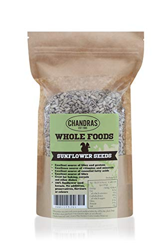 Chandra Whole Foods - Sunflower Seeds (1kg)