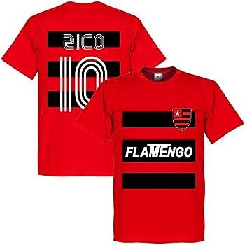 Flamengo Zico 10 Team T-Shirt - Red - XXXL