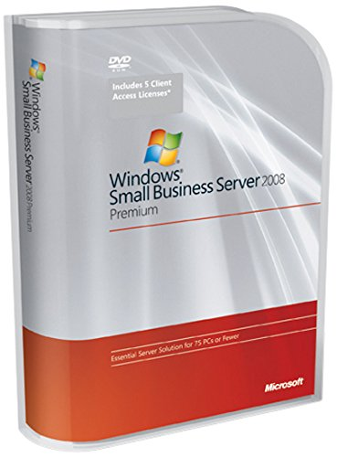 Windows Small Business Server 2008 CAL Suite for Premium - Lizenz - 5 Geräte-...