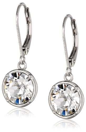10 best leverback crystal earrings for women for 2021