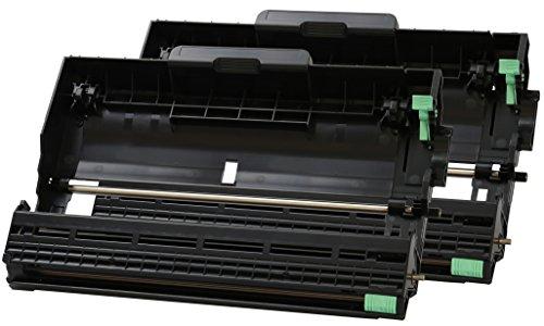 TONER EXPERTE® 2X DR2300 Trommel kompatibel für Brother HL-L2300D HL-L2340DW HL-L2360DN HL-L2365DW DCP-L2500D DCP-L2520DW DCP-L2540DN DCP-L2560DW MFC-L2700DW MFC-L2720DW MFC-L2740DW (12.000 Seiten)