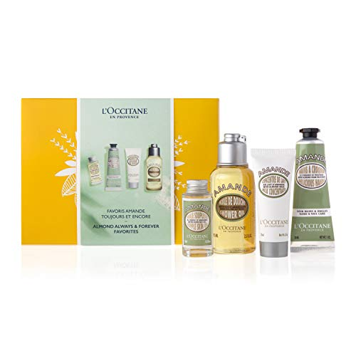 L'Occitane Almond Always & Forever Discovery Kit, Limited Edition