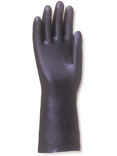 Singer - Paire de gants néoprène - Sans support - Floqué coton - Longueur 330 mm - Taille 10 - NEO400