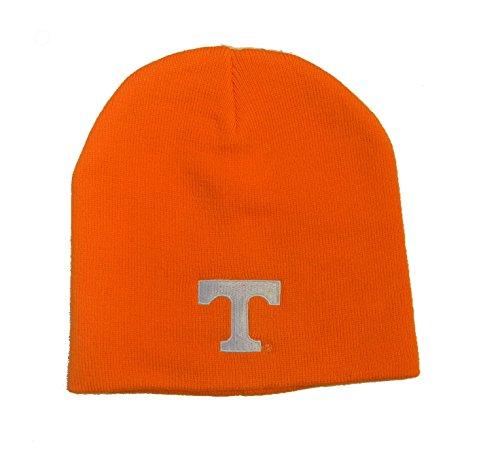 NCAA College ohne Winter Mütze Hut Knit Totenkopf Toque Gap, Herren Unisex Damen, Tennessee Volunteers - Orange