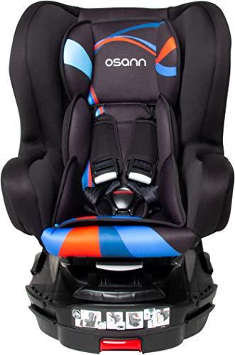 Osann Revo SP Reboarder Kindersitz Isofix Gruppe 0+/1 (0-18 kg) 360 Grad Blau
