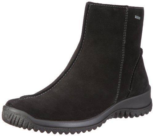 Legero Softboot 70057900, Damen Stiefel, Schwarz (schwarz 00), EU 38 (UK 5)