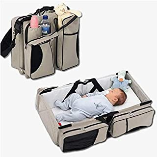 2-in-1 Mother Pouch and Baby Cradle