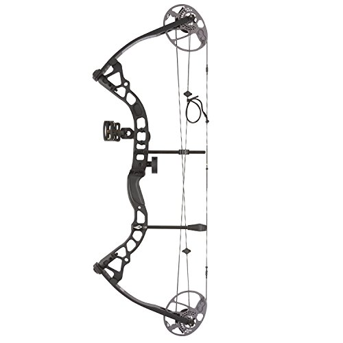 Bowtech Archery Diamond Prism Left Hand 5-55# Compound Bow, Breakup Country
