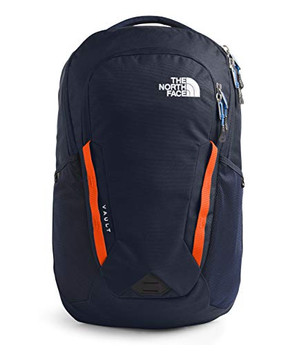 THE NORTH FACE Daypack VAULT URBNAVY/PERSNOR, Orange, OS, NF0A3KV9ZNL