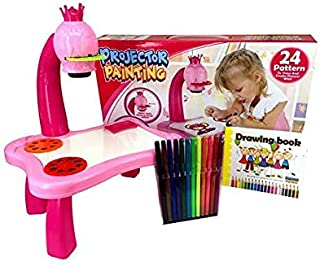 Projector Painting Table for kids