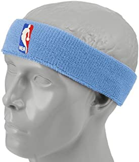 98090ee80ca NBA League Gear For Bare Feet NBA Headband ( Light Blue   NBA League Gear )