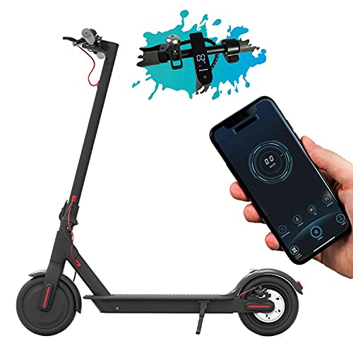 Electric Scooter AOVOPRO   Fast 32km/h   POWERFUL 10.5Ah 350W E Scooter  ...
