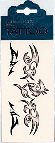 Horror-Shop Wing Dragon Tattoo