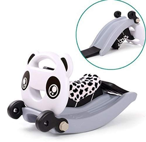 Review YSYYSH Boys and Girls Gifts Two in One Multi-Function Baby Yaoyao Chair Anti-Fall Anti-Turn Y...