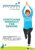 Independence Fitness: Stretching Workout Seniors [DVD] [Import]