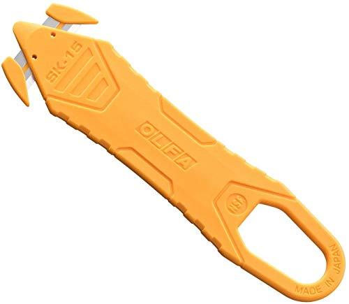 オルファ(OLFA) 開梱用カッター カイコーン 238B ステンレス刃 使い切りタイプ (50個セット)