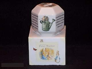 Wedgwood Original Peter Rabbit Octagonal Shaped Money Box (Bank)