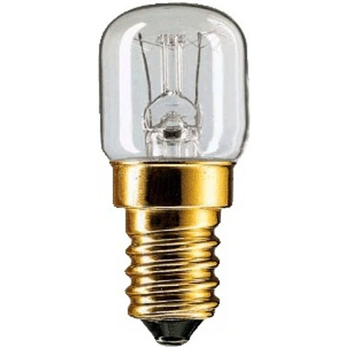 Philips Birnenlampe T22 15W E14 OVEN T22x49 Backofenlampe 300°C EEK: E