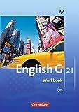 English G 21 - Ausgabe A / Band 4: 8. Schuljahr - Workbook mit Audios online