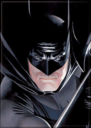 Ata-Boy DC Comics Alex Ross Batman magnes 6 cm x 9 cm do lodówek i szafek