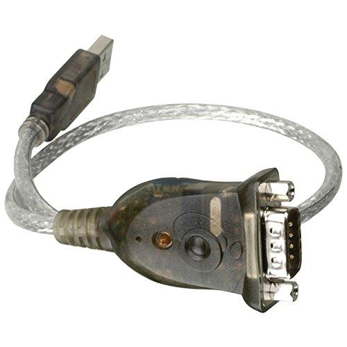 iogear USB to Serial RS-232 Adapter - Adaptador para Cable (