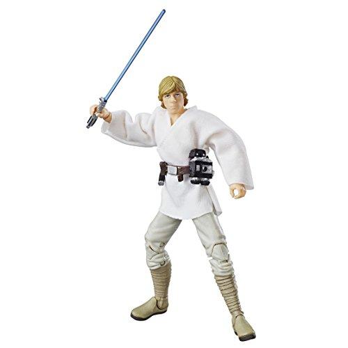Star Wars - Figura de Luke Skywalker del 40 Aniversario del Episodio IV (Hasbro C1690EU40)