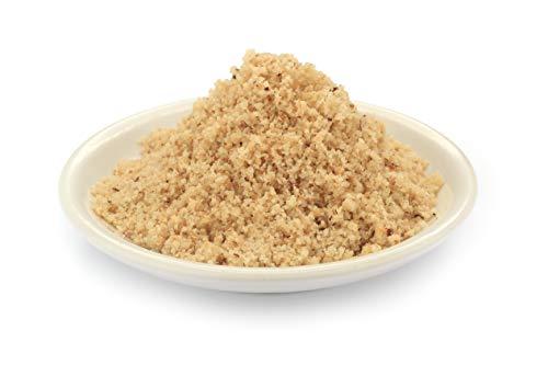 Bio geröstetes Haselnussmehl blanchiert 1kg natürliche, aromatische Sizilianische Haselnüsse Haselnusskerne fein gemahlen gerieben, nicht entöltes Haselnusspulver, glutenfrei 1000gr
