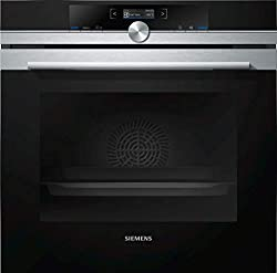 Siemens iQ700 built-in electric oven HB674GBS1 / stainless steel / A + / activeClean self-cleaning automatic / coolStart-no preheating / oven door with SoftMove for damped opening and closing