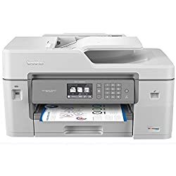 Easy to Use Brother Mfc-j6545dw Inkvestment Tank Color Inkjet