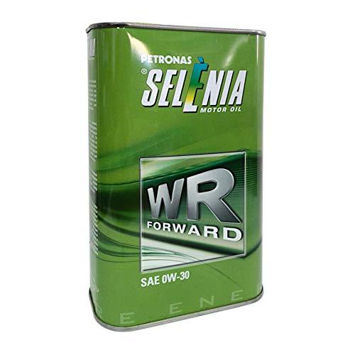 Selenia motorolie WR Forward 0W30 ACEA C2 5 liter voor F IAT 500X 2014-2019