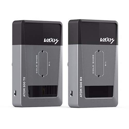 Vaxis Atom 500 HDMI Wireless Video Transmission System 1080P APP Monitoring 500 Feet Long Range Transmitter and Receiver Kit