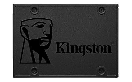 "Kingston A400 SSD SA400S37/240G - Disco duro sólido interno 2.5"" SATA 240GB"