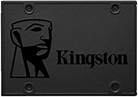 Kingston SA400 SSD 240GB 2.5-inch SATA3 TLC NAND Internal Solid State Drives