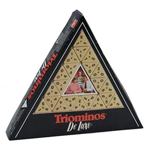 Goliath 60650 - Triominos De Luxe - Dominó Triangular , color/modelo surtido