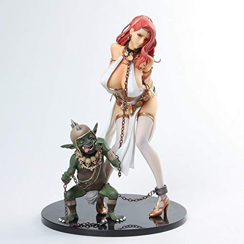 Jin Chuang Sexy Figure Anime Frog Farnellis Goblin Sexy Soft Body Girl 29cm 1.1KG Action Figures Toys Anime Figure Model Toys Doll Gift