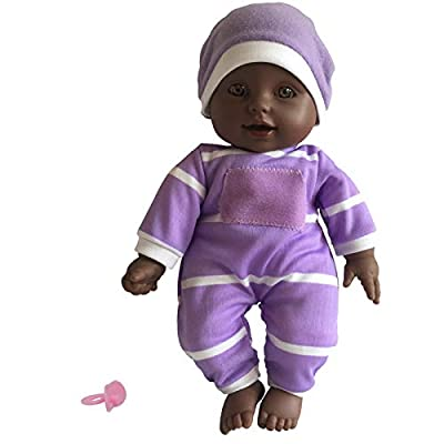 "11 inch Soft Body Doll in Gift Box - 11"" Baby Doll by The New York Doll Collection™"